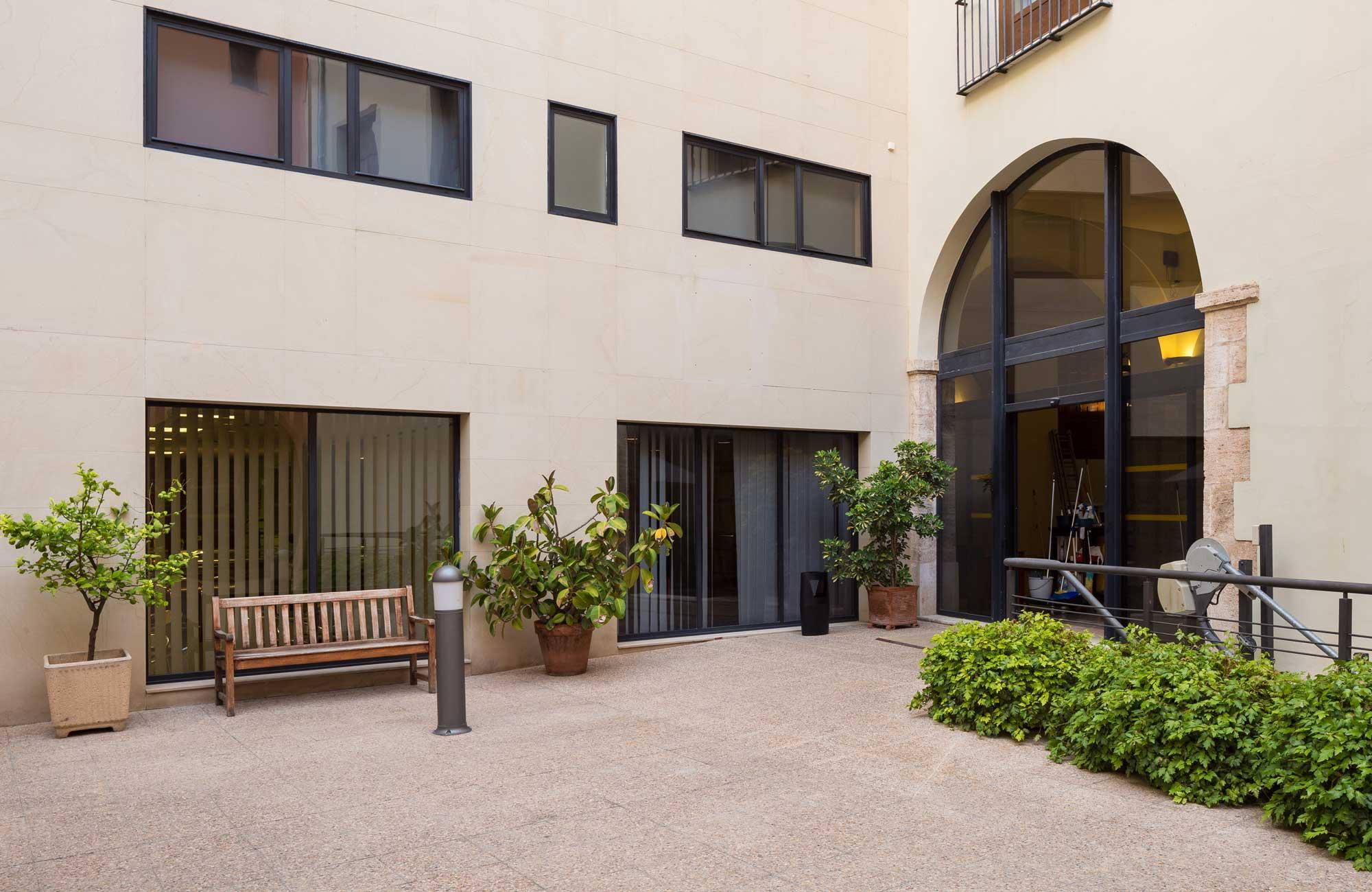Residencia de Estudiantes Rector Pesset - Proyectos RZS