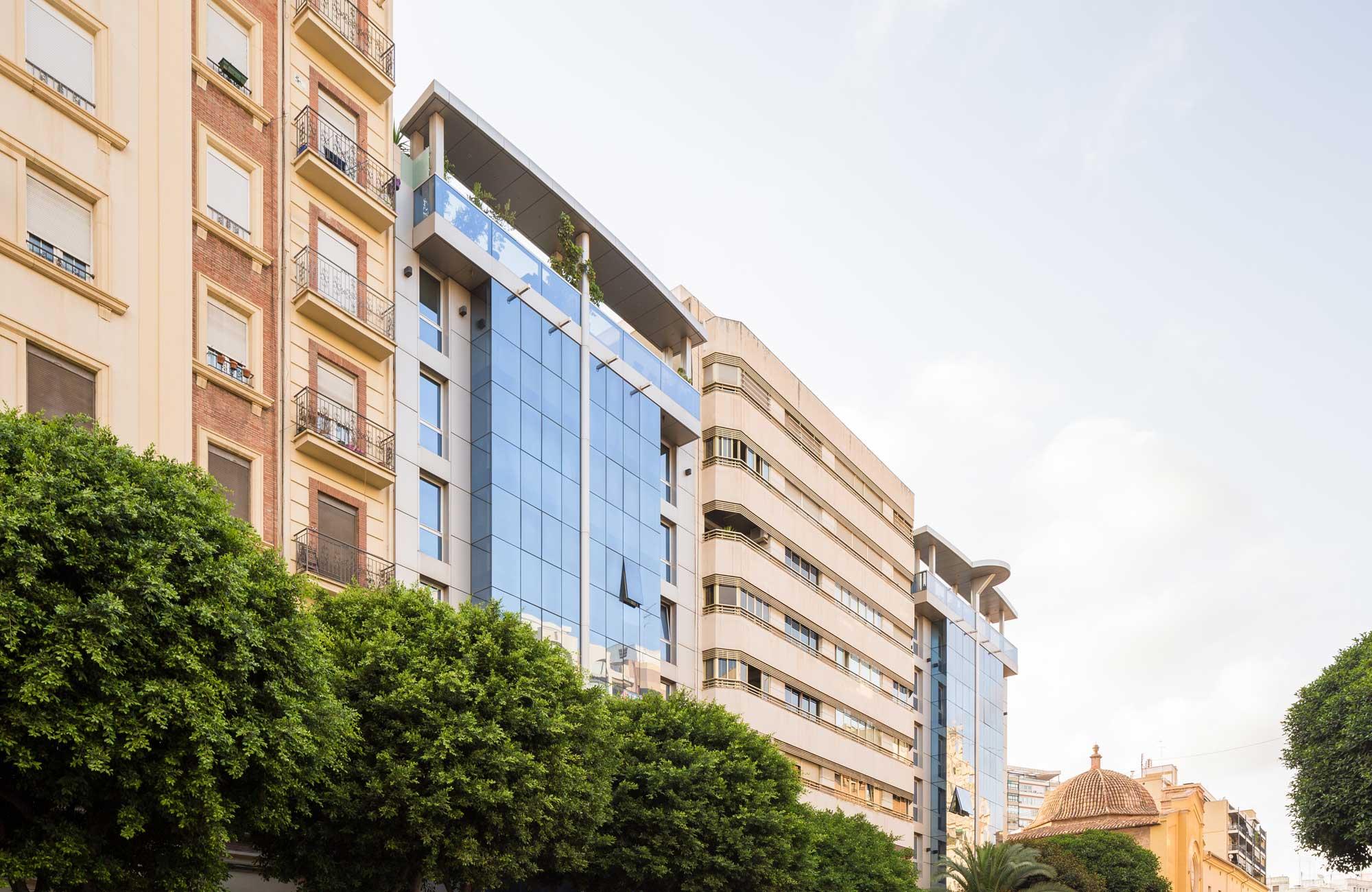 Proyecto Edificios Gemelos San Vicente RZS Real Estate - Promociones RZS